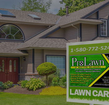 Affordable Western Oklahoma Lawn Care, Mowing, Spraying, Landscaping